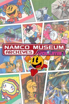 Jaquette de Namco Museum Archives Vol. 1 PS4
