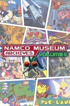 Jaquette de Namco Museum Archives Vol. 2 Nintendo Switch