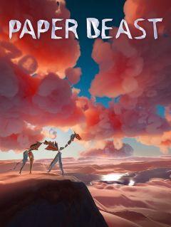 Jaquette de Paper Beast HTC Vive