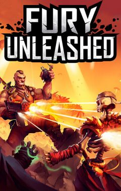 Jaquette de Fury  Unleashed Nintendo Switch