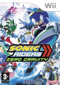 Sonic Riders : Zero Gravity