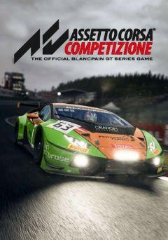 Jaquette de Assetto Corsa Competizione PS4
