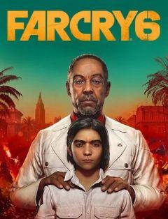 Jaquette de Far Cry 6 PS5