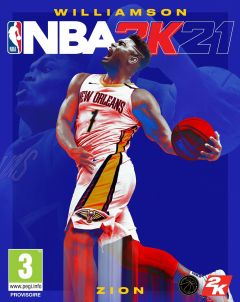 Jaquette de NBA 2K21 PS5