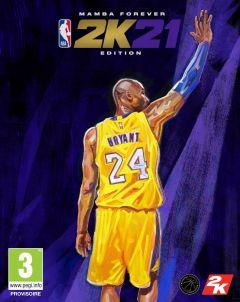 Jaquette de NBA 2K21 Xbox One