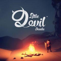 Jaquette de Little Devil Inside PS5