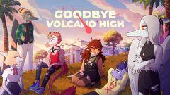 Jaquette de Goodbye Volcano High PS5
