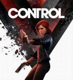 Jaquette de Control PS5