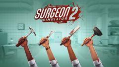 Jaquette de Surgeon Simulator 2 PC