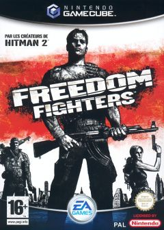 Jaquette de Freedom Fighters GameCube
