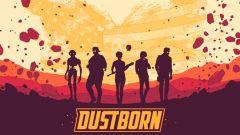 Jaquette de Dustborn Xbox Series X