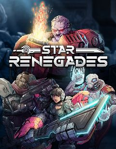 Jaquette de Star Renegades Nintendo Switch