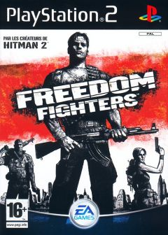 Jaquette de Freedom Fighters PlayStation 2