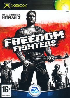 Jaquette de Freedom Fighters Xbox