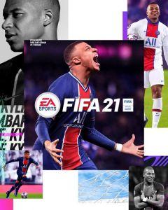 Jaquette de FIFA 21 PS4