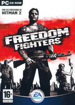 Jaquette de Freedom Fighters PC