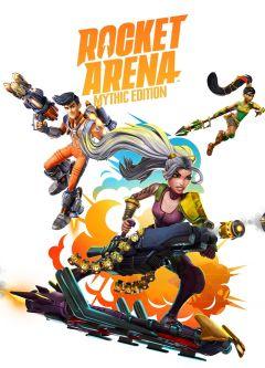 Jaquette de Rocket Arena PS4