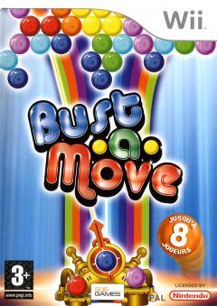 Jaquette de Bust-A-Move Wii