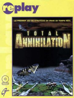 Jaquette de Total Annihilation PC