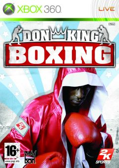 Jaquette de Don King Boxing Xbox 360