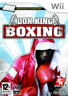 Jaquette de Don King Boxing Wii