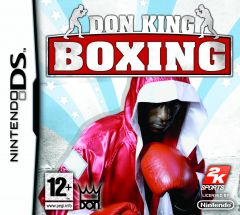 Jaquette de Don King Boxing DS
