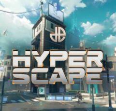 Jaquette de Hyper Scape PC