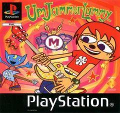 Jaquette de Um Jammer Lammy PlayStation