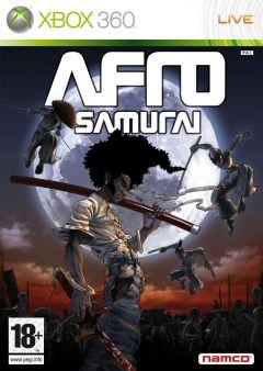 Jaquette de Afro Samurai Xbox 360
