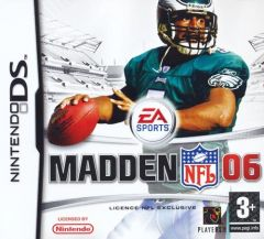 Jaquette de Madden NFL 06 DS