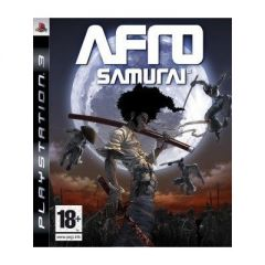 Jaquette de Afro Samurai PlayStation 3