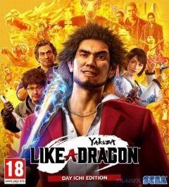 Jaquette de Yakuza Like a Dragon PC