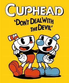 Jaquette de Cuphead PS4