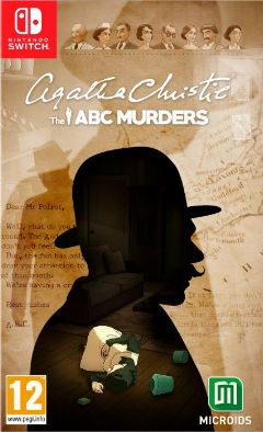 Jaquette de Agatha Christie - The ABC Murders Nintendo Switch