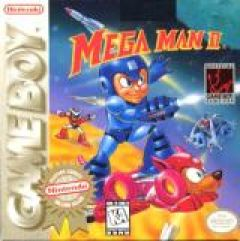 Jaquette de Mega Man 2 Game Boy
