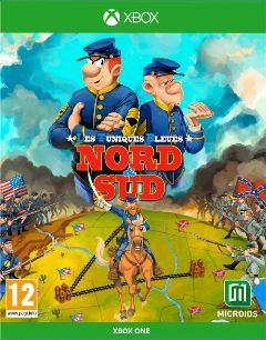 Jaquette de Les Tuniques Bleues Nord & Sud Xbox One