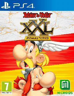 Jaquette de Astérix & Obélix XXL Romastered PS4