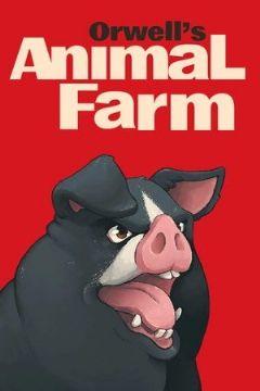 Jaquette de Orwell's Animal Farm iPad