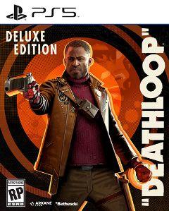 Jaquette de Deathloop PS5