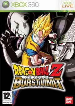Jaquette de Dragon Ball Z : Burst Limit Xbox 360