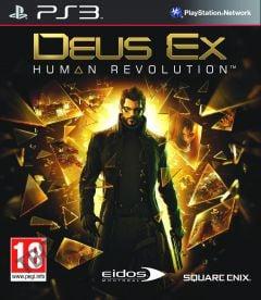 Jaquette de Deus Ex : Human Revolution PlayStation 3