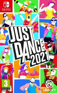 Jaquette de Just Dance 2021 Nintendo Switch