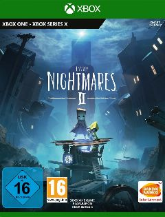 Jaquette de Little Nightmares 2 Xbox Series