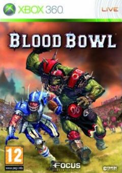 Jaquette de Blood Bowl Xbox 360