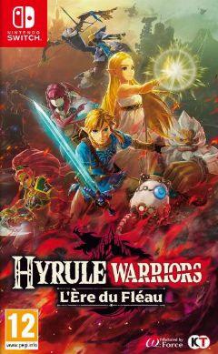 Hyrule Warriors L'Ère du Fléau (Nintendo Switch)