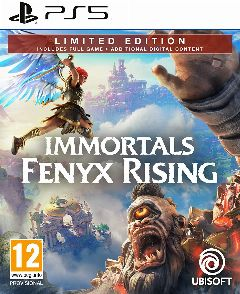 Jaquette de Immortals Fenyx Rising PS5
