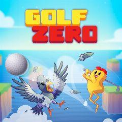 Jaquette de Golf Zero Nintendo Switch