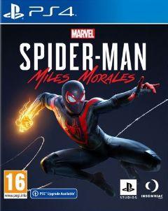 Jaquette de Marvel's Spider-Man : Miles Morales PS4