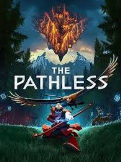 Jaquette de The Pathless PS5