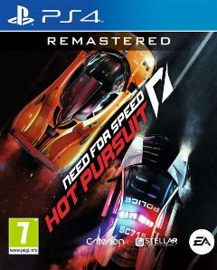 Jaquette de Need For Speed Hot Pursuit Remastered PS4